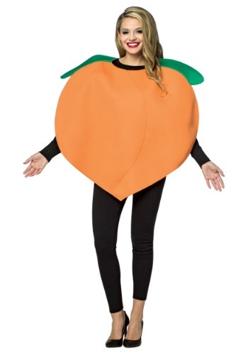 Adult Peach Costume