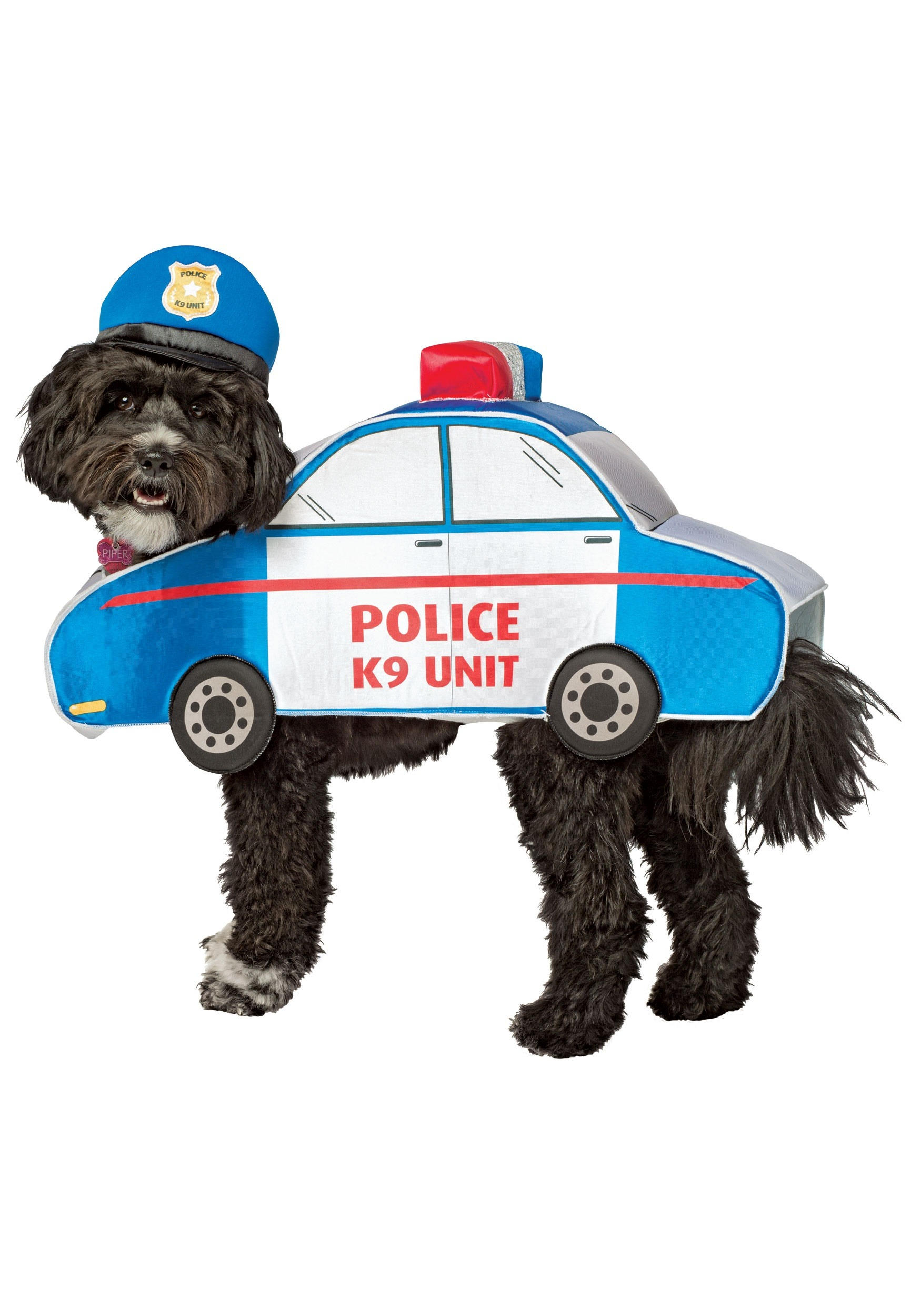 K-9 Police Car Dog Costume  sc 1 st  Halloween Costumes & Police Accessories - Cop Police Halloween Costume Accessories