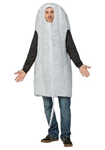 Click Here to buy Tampon Costume for Adults from HalloweenCostumes, USA Funds & Shipping