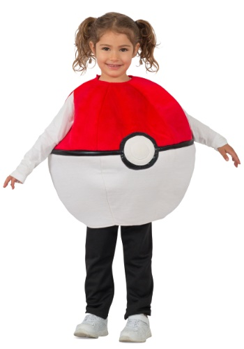 Click Here to buy Pokemon Pokeball Kids Costume from HalloweenCostumes, CDN Funds