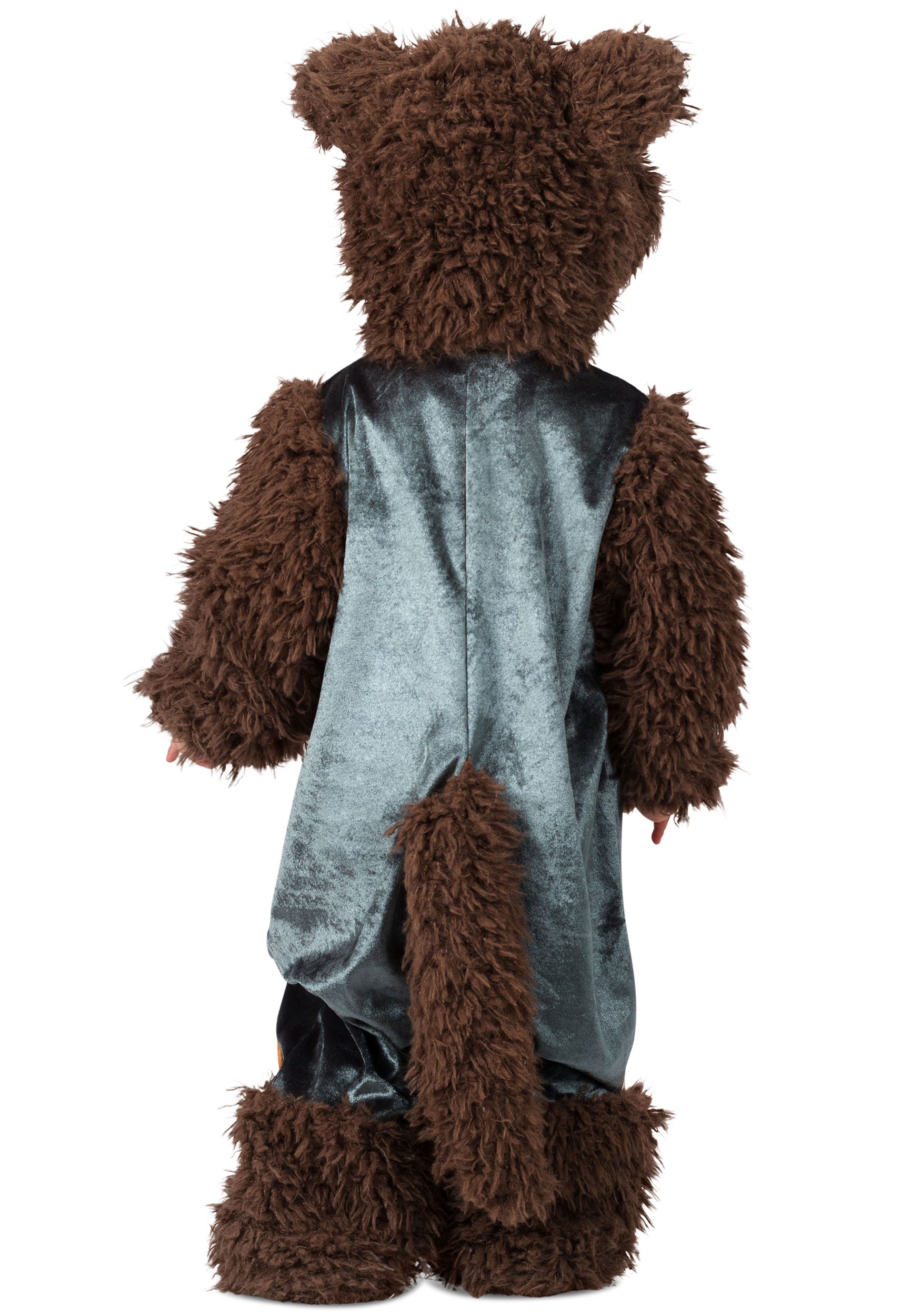 guardians of the galaxy rocket raccoon costume for toddlers