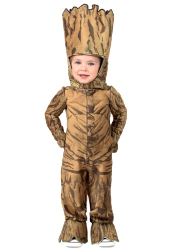 Click Here to buy Guardians of the Galaxy Groot Costume for Toddlers from HalloweenCostumes, USA Funds & Shipping