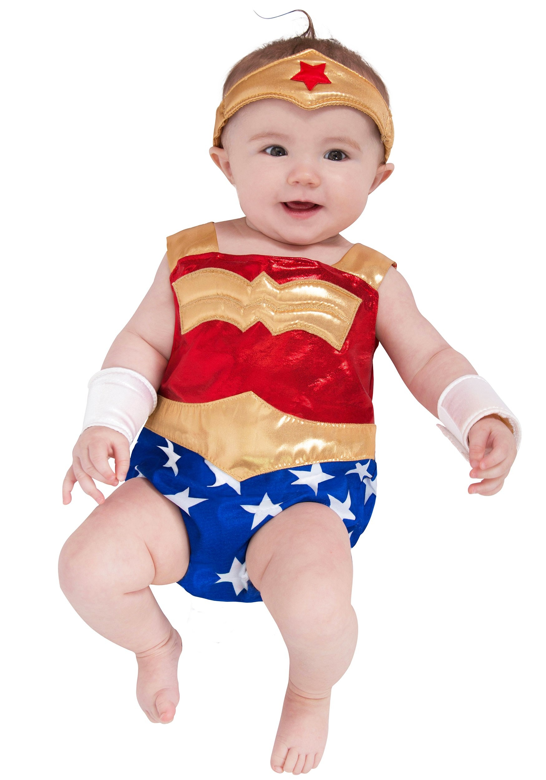 Newborn Wonder Woman Costume  sc 1 st  Halloween Costumes & Wonder Woman Newborn Costume