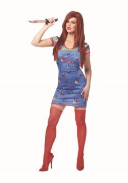 Sexy Chucky Womens Costume