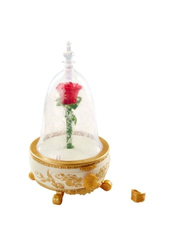 Click Here to buy Beauty and the Beast Enchanted Rose Jewelry Box from HalloweenCostumes, USA Funds & Shipping