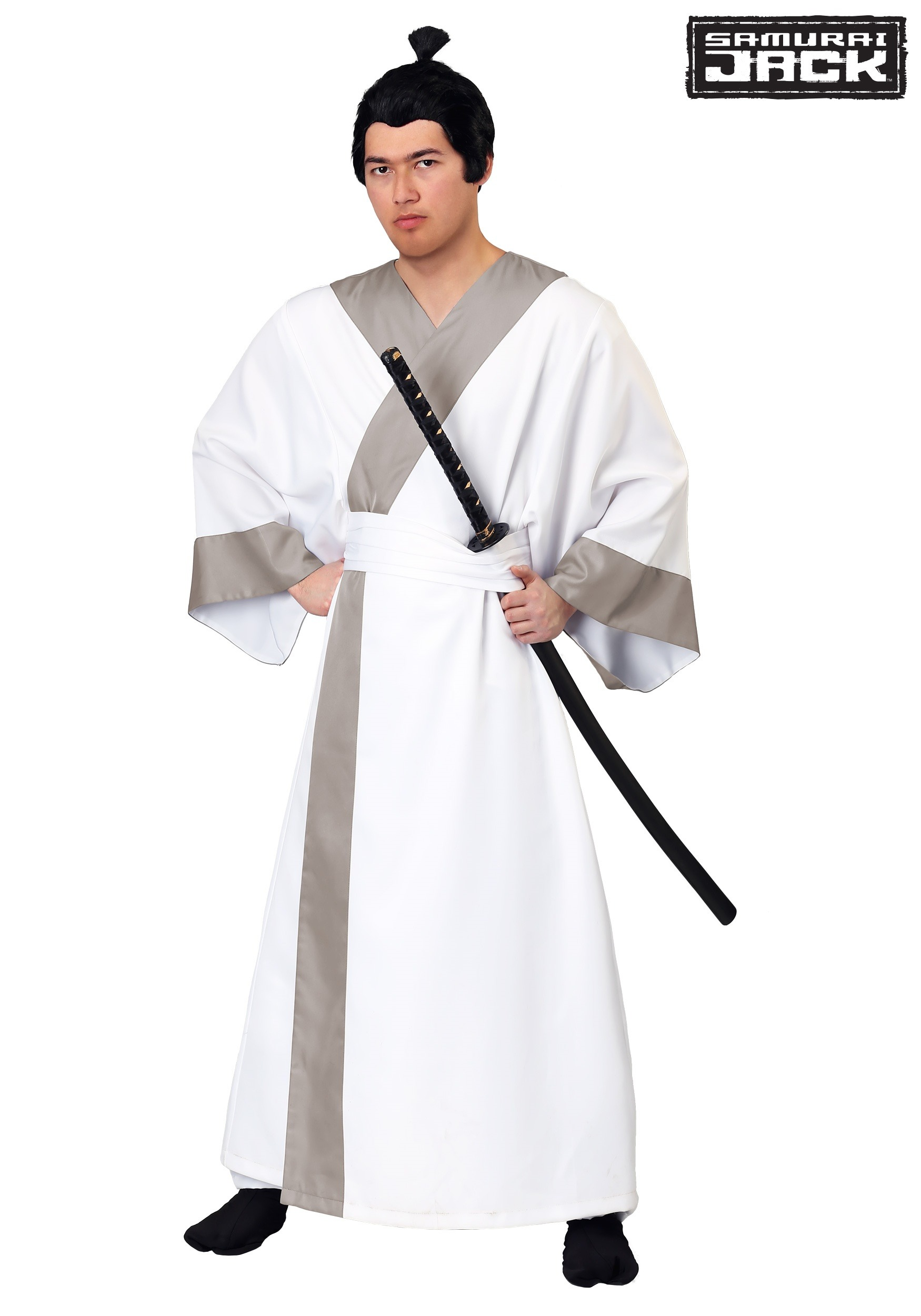 Samurai Jack Halloween Costume
