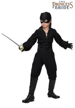 Princess Bride Westley Boys Costume