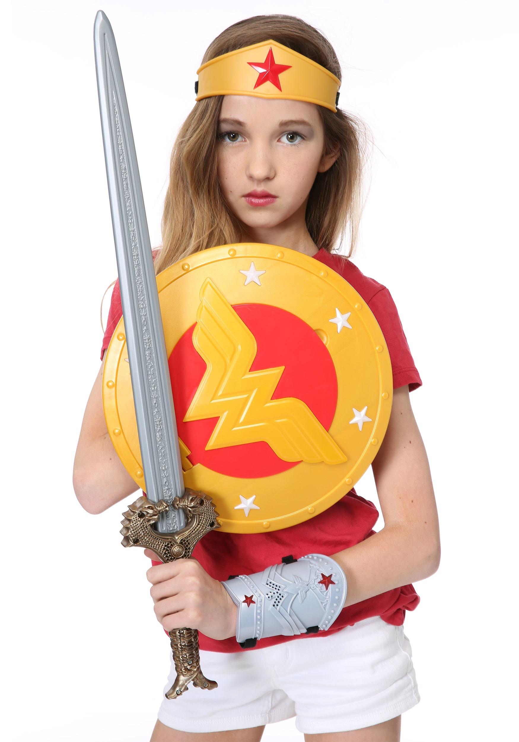 Wonder Woman Power Gear Set-8457