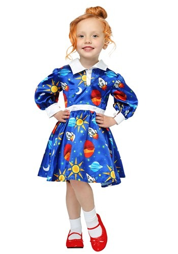 Click Here to buy Magic School Bus Ms. Frizzle Costume for Toddlers from HalloweenCostumes, USA Funds & Shipping