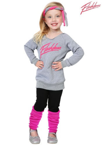 Toddler Flashdance Costume