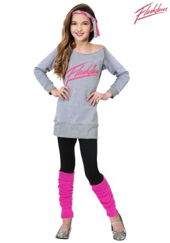 Child Flashdance Costume