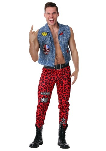 Click Here to buy 80s Rocker Mens Costume from HalloweenCostumes, CDN Funds
