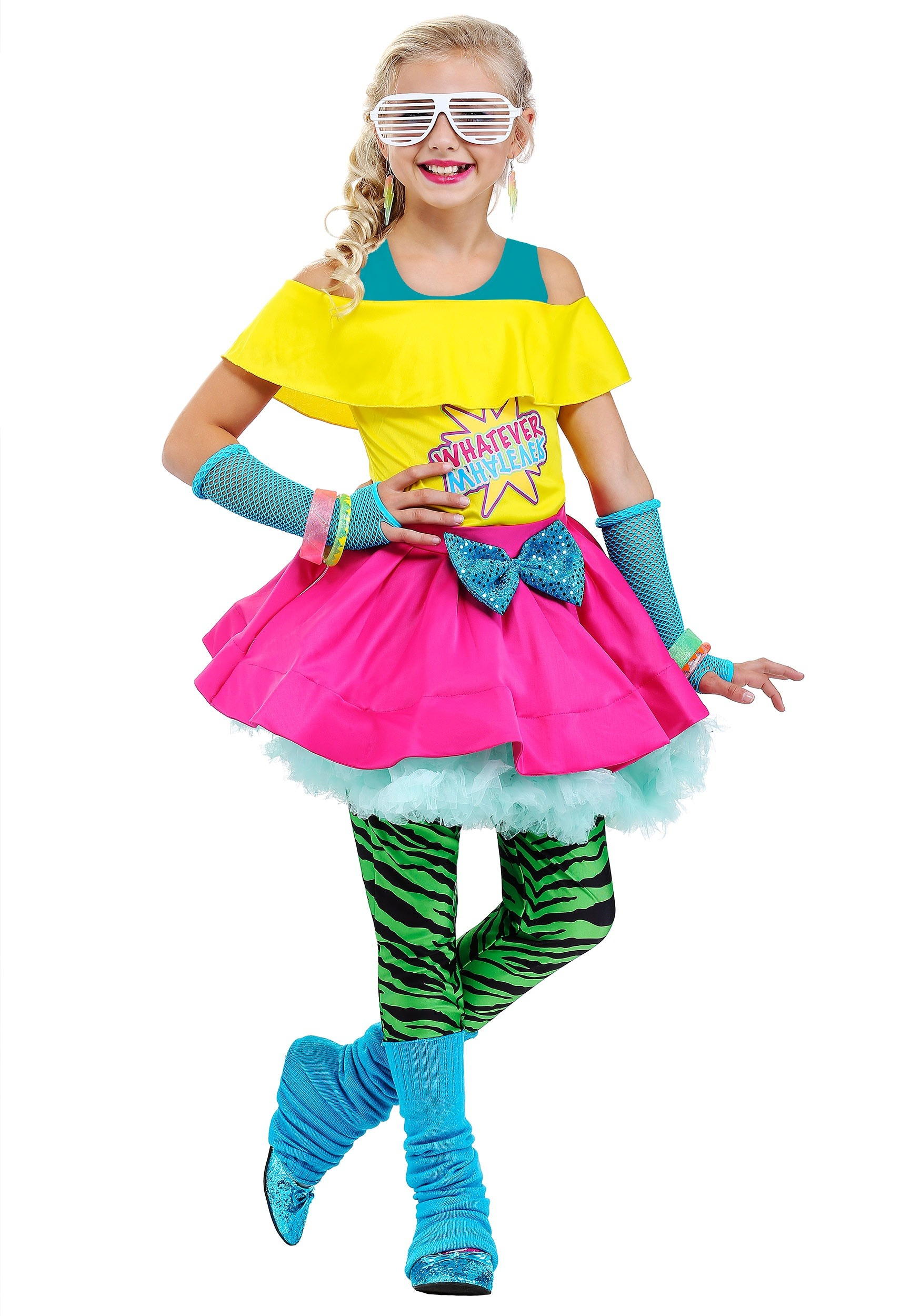 0d5f1ffdc94 Valley Girl 80s Costume for Girls