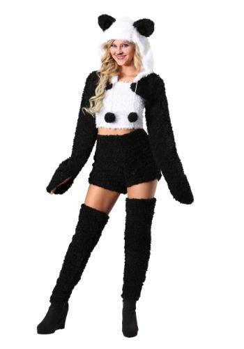 Womens Precious Panda Costume