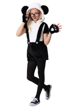 Hip Panda Girls Costume