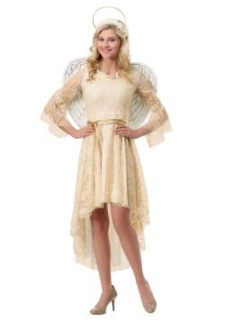 Women's Lace Angel Costume1