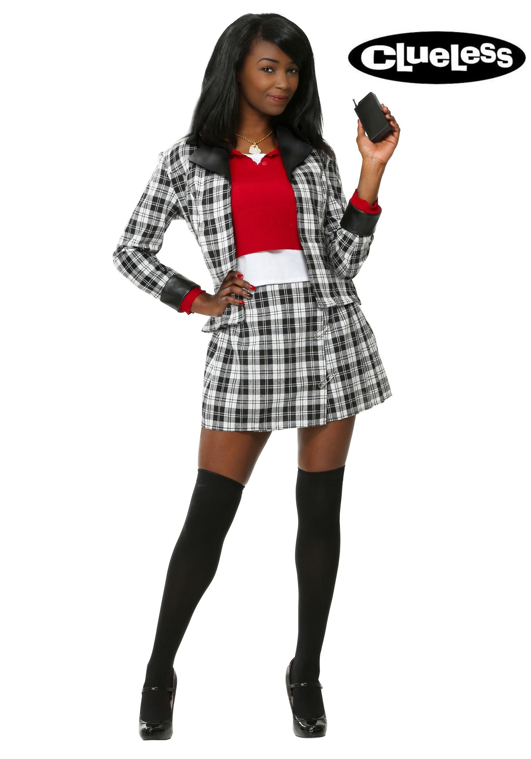 c2cb0ca00 Clueless Dee Plus Size Costume for Women 1X 2X