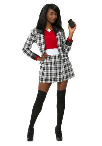 Clueless Dee Plus Size Costume for Women 1X 2X