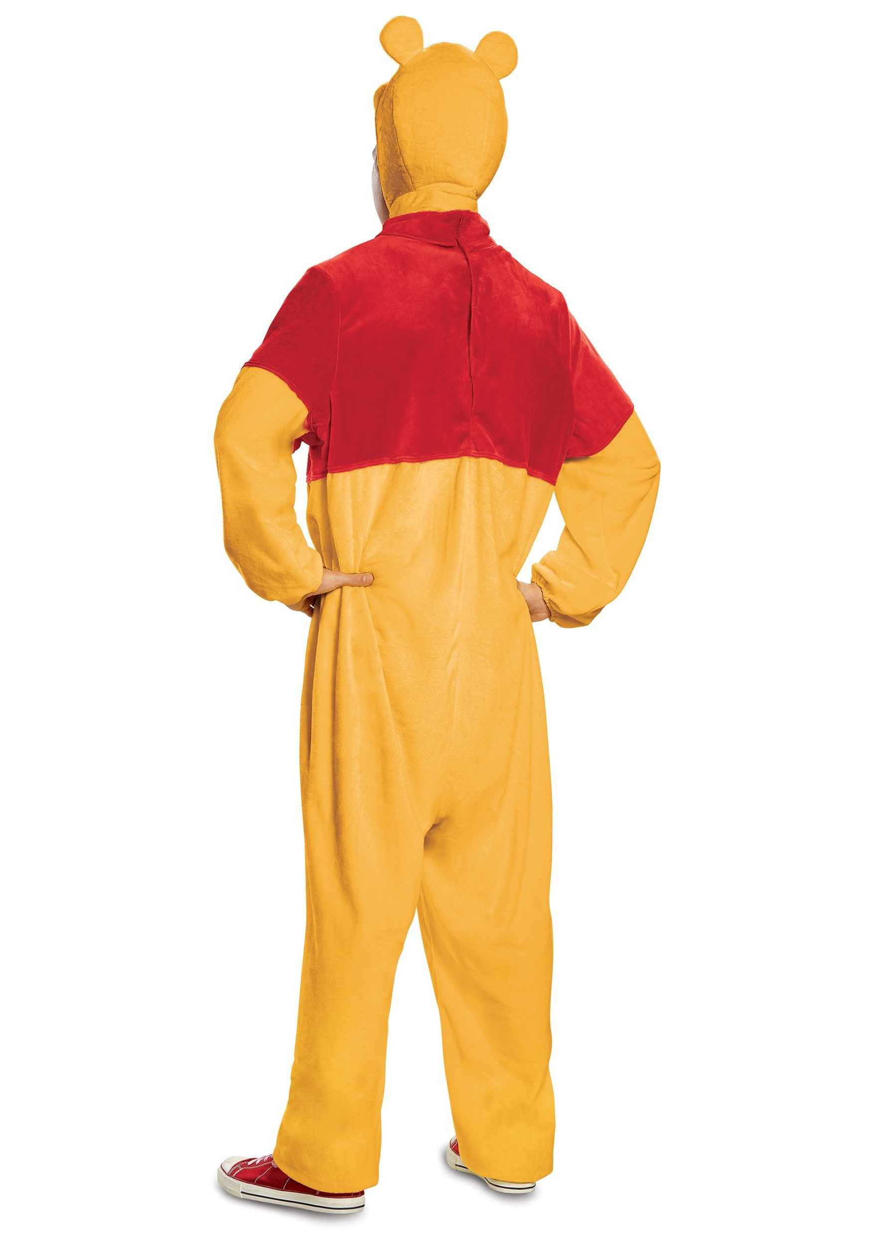 Winnie the Pooh Deluxe Costume for Adults fb1c9727e9