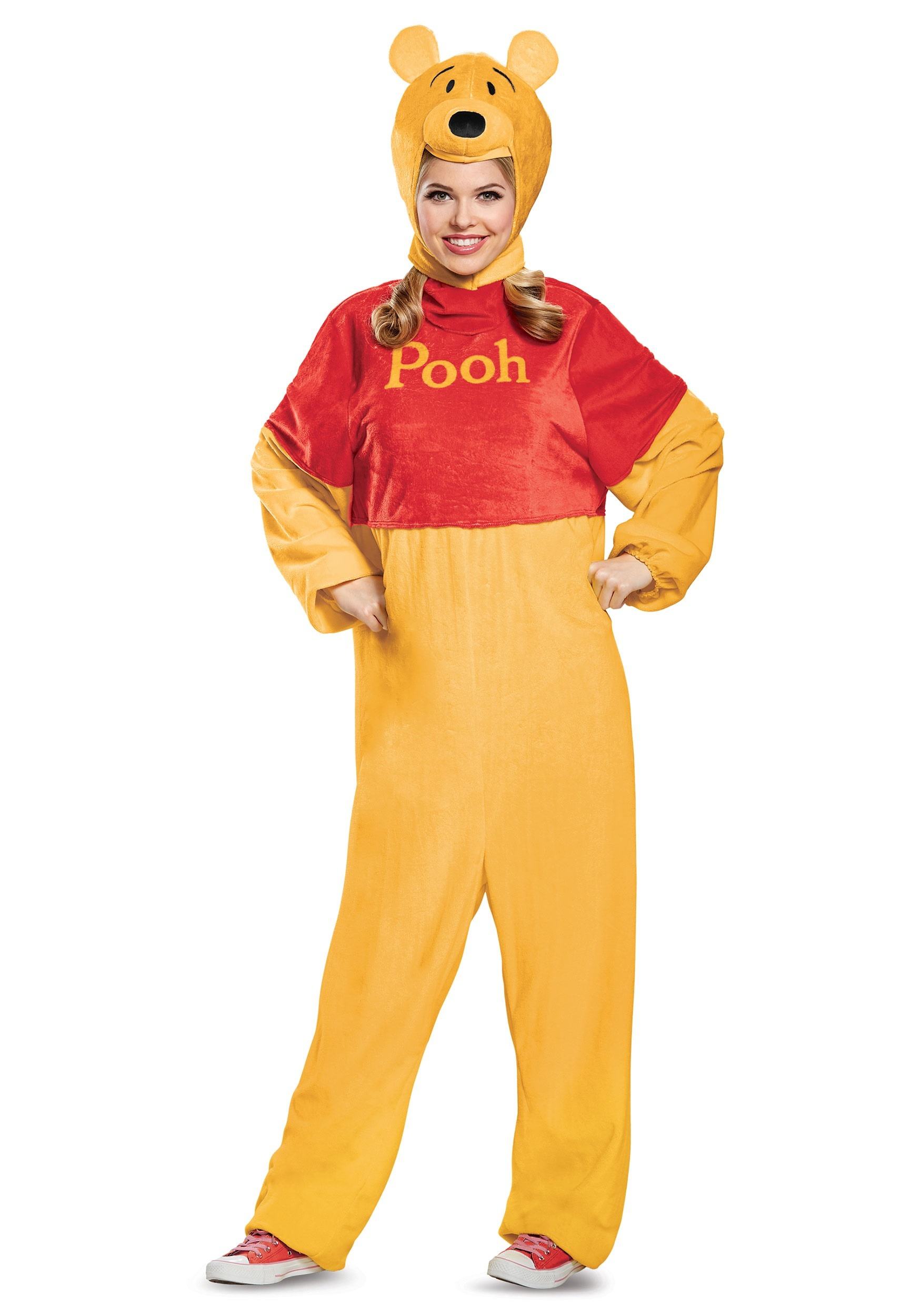 6ddb30f141bb Winnie the Pooh Deluxe Adult Costume Winnie the Pooh Deluxe Adult Costume  ...
