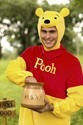 Winnie the Pooh Deluxe Adult Costume Alt 7