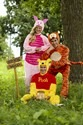 Winnie the Pooh Deluxe Adult Costume Alt 8