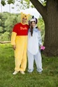 Winnie the Pooh Deluxe Adult Costume Alt 9