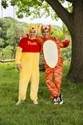 Winnie the Pooh Deluxe Adult Costume Alt 10