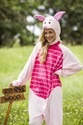 Winnie the Pooh Piglet Deluxe Adult Costume Alt 6