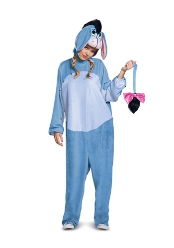 Image of Eeyore Deluxe Adult Costume