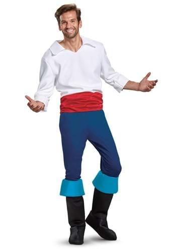 Disney Prince Eric Deluxe Mens Costume