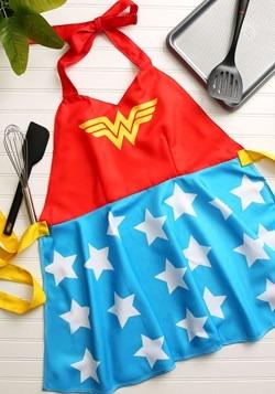 Wonder Woman Fashion Apron Update