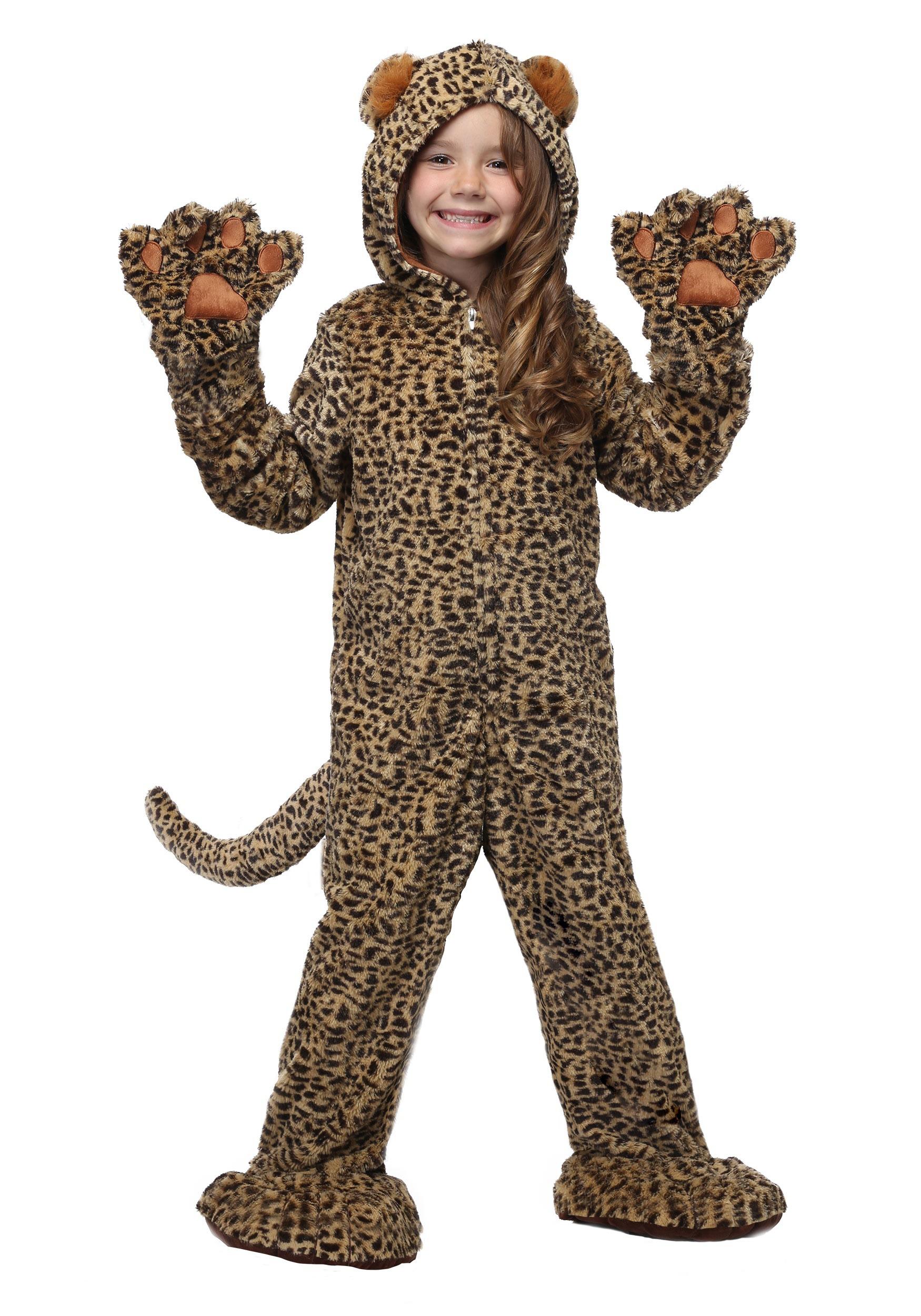 d00a575de6c5 Premium Leopard Costume for Kids