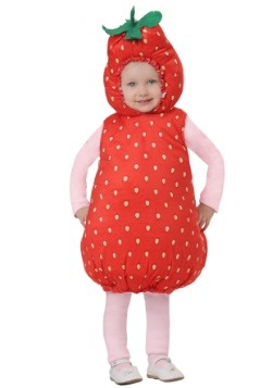 Infant/Toddler Strawberry Bubble Costume
