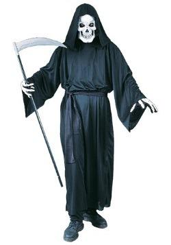 Adult Grave Reaper Costume