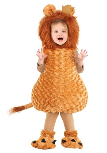 Infant/Toddler Lion Bubble Costume Update