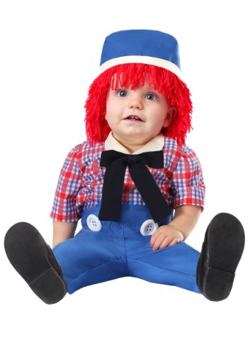 Click Here to buy Rag Doll Costume for an Baby Boy from HalloweenCostumes, CDN Funds