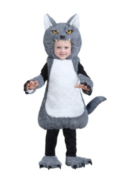 Infant/Toddler Wolf Bubble Costume