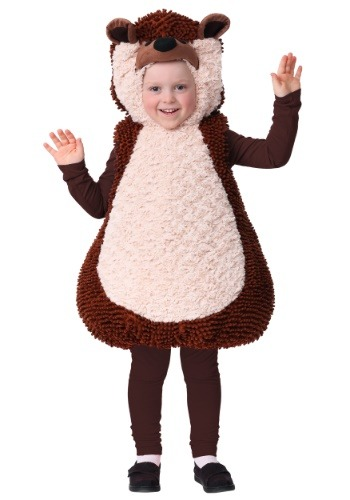Click Here to buy Hedgehog Bubble Costume for Baby/Toddler from HalloweenCostumes, CDN Funds