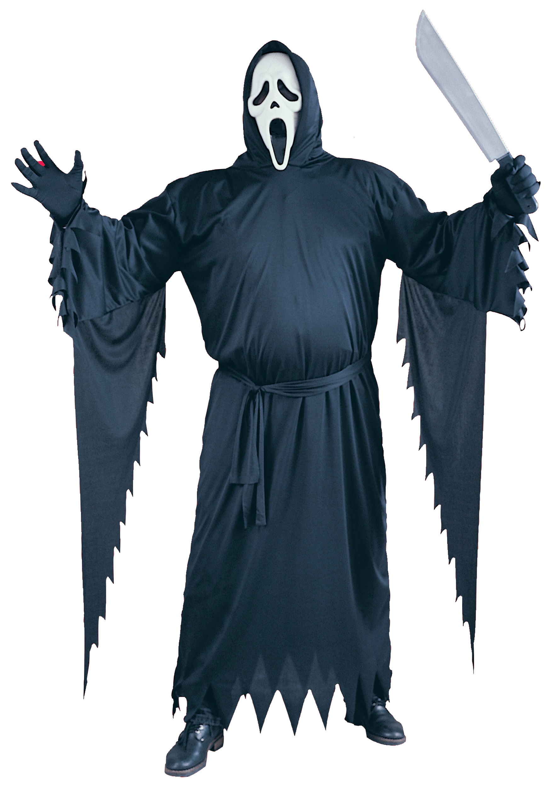 Plus Size Scream Costume FU1007