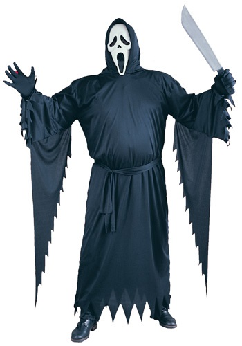 Plus Size Scream Costume By: Fun World for the 2015 Costume season.
