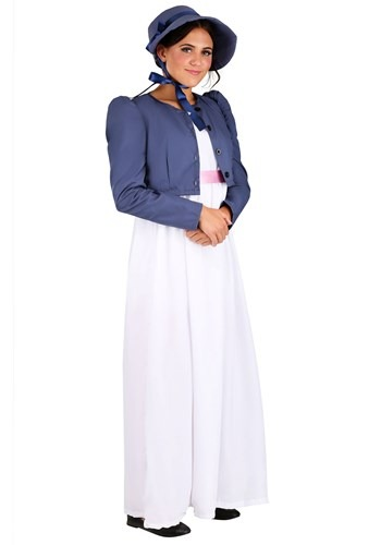 Click Here to buy Adult Jane Austen Costume from HalloweenCostumes, CDN Funds