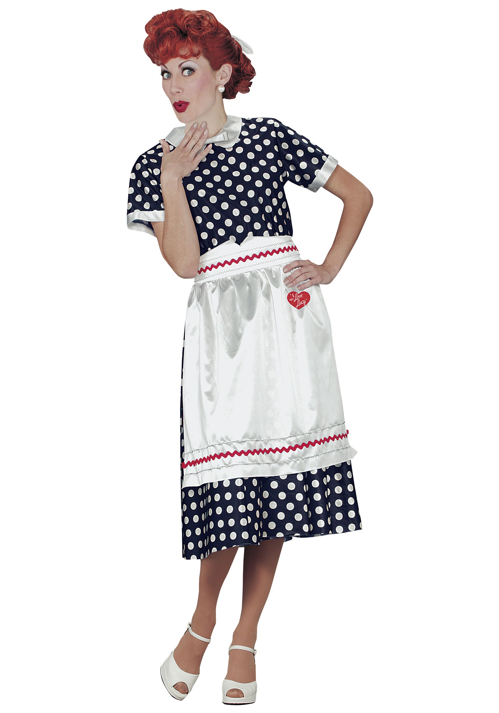 Sexy i love lucy costume