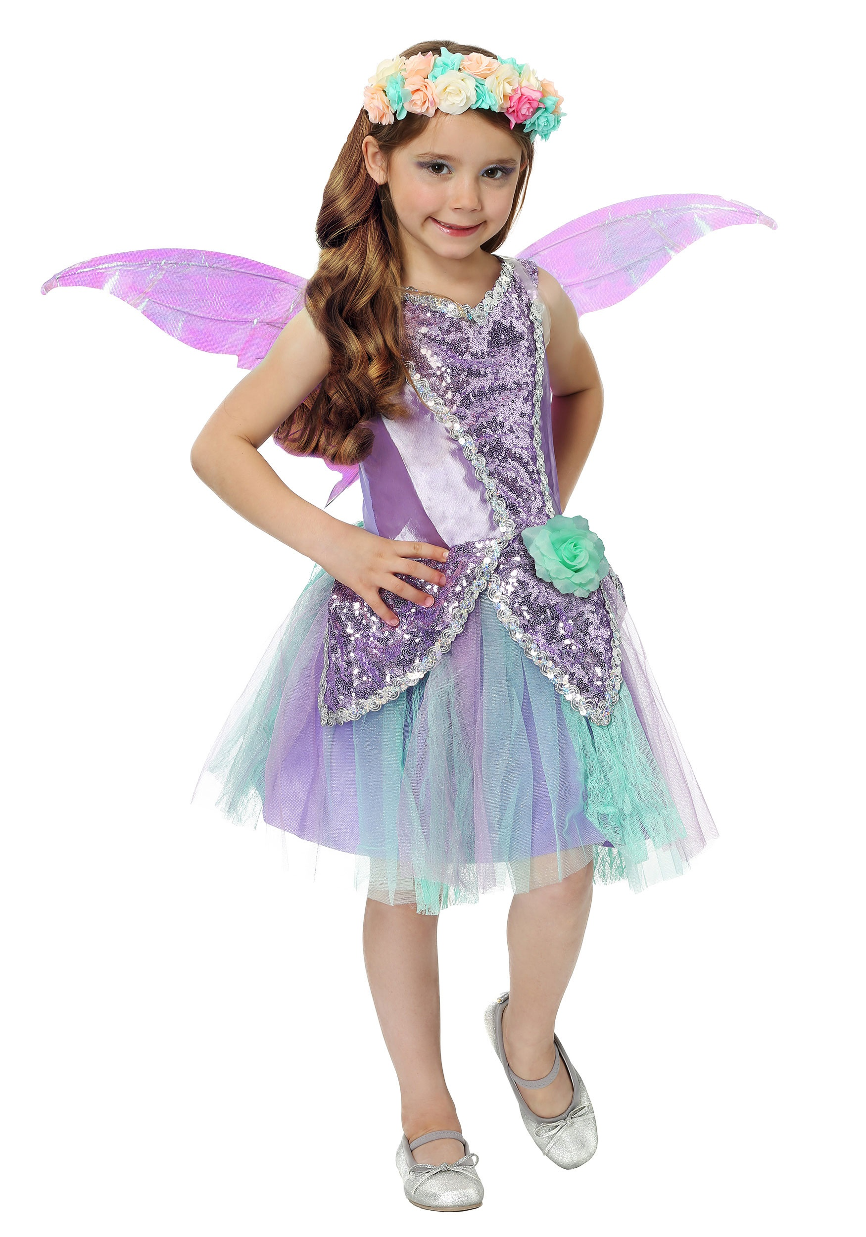 377b7db337f Fun Fairy Girls Costume