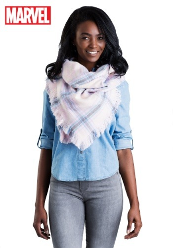 Marvel Spider-Gwen Women's Blanket Scarf