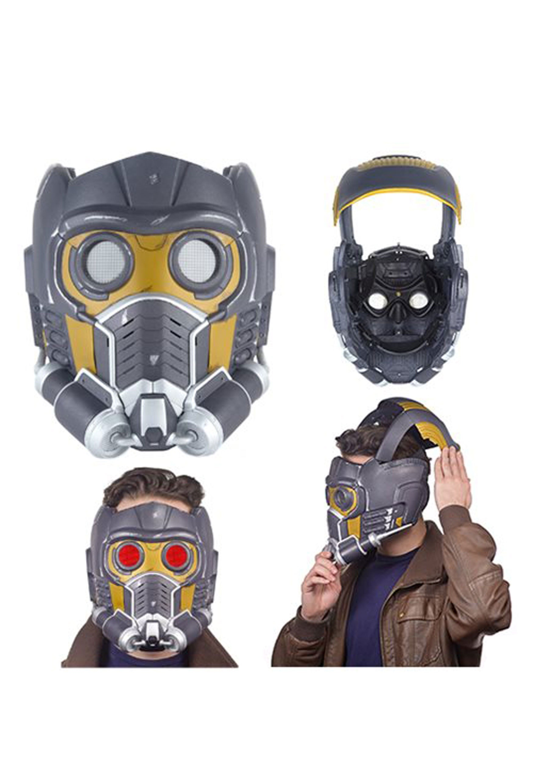 Marvel Legends Star-Lord Mask from Guardians of the Galaxy