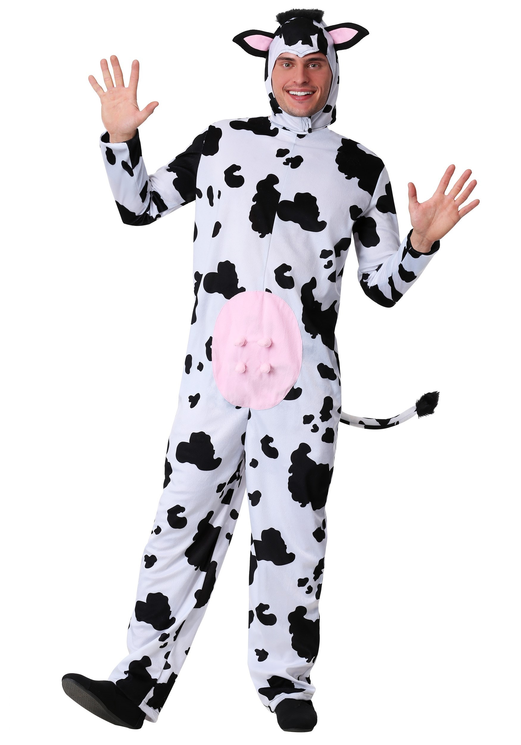 Adult cow costumes
