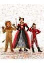 Girl's Ravishing Queen of Hearts Costume Update 1 Alt 2