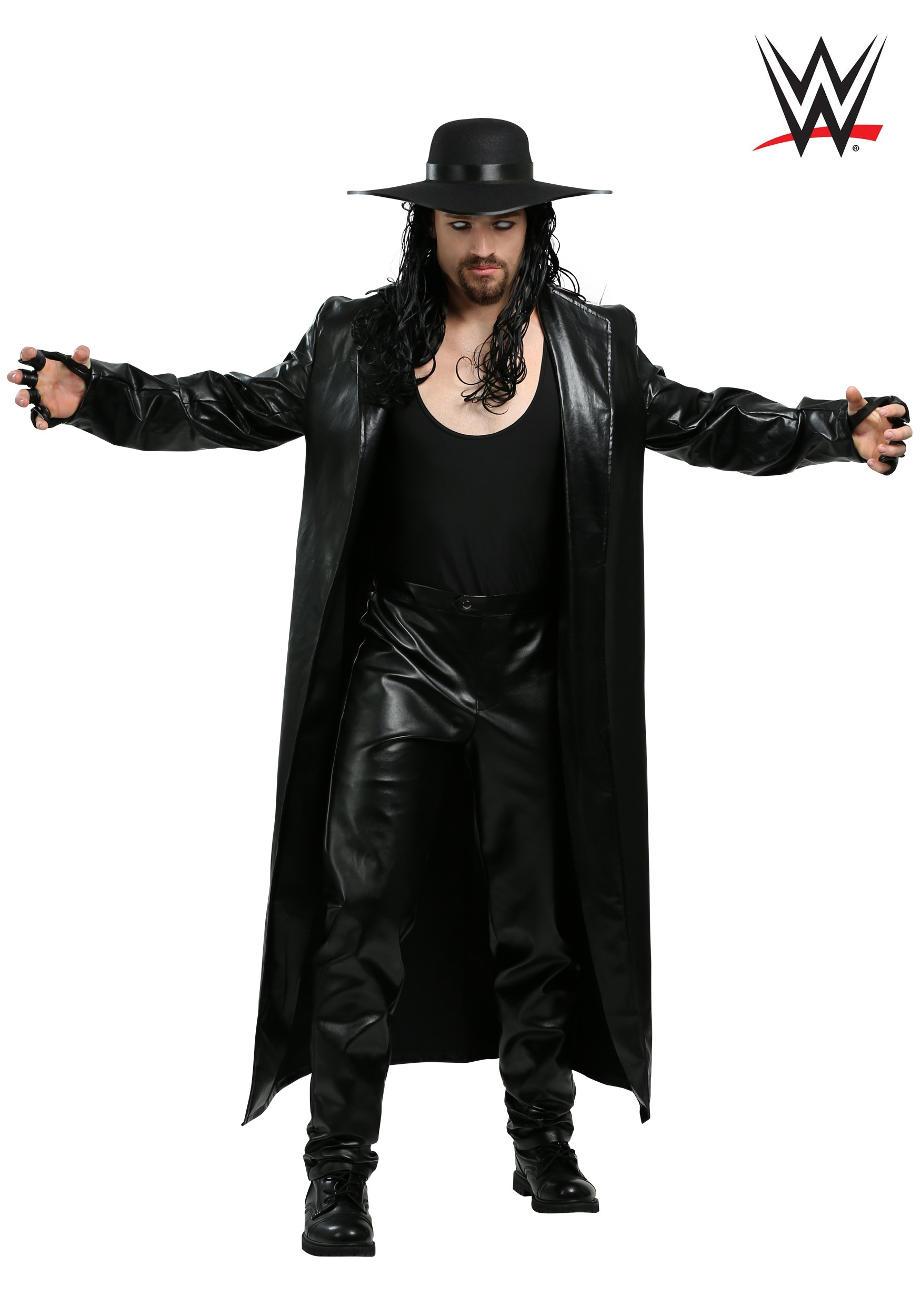 741160a5d87 WWE Undertaker Plus Size Costume 2X 3X 4X
