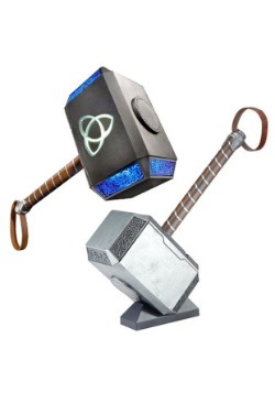 Marvel Legends Thor Mjolnir Hammer Electronic Prop